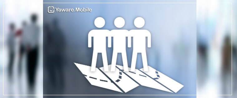 How to track a cell phone location of team members